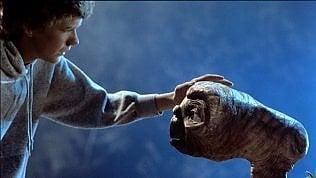 'E.T. - L'extra-terrestre' compie 35 anni, la fantascienza è buona