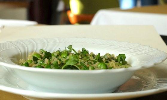 Tra benessere e territorio, la nuova idea di cucina di Fulvio Pierangelini