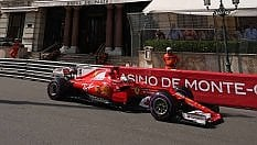 Montecarlo: libere nel segno di Vettel, Hamilton indietro
