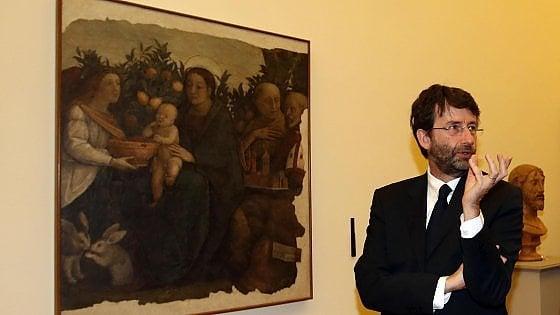 """""""Non potevano partecipare stranieri"""". Il Tar del Lazio boccia le nomine di Franceschini per i musei"""