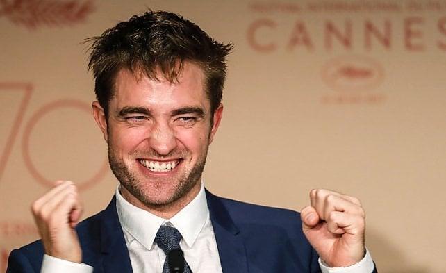 Il tormentato Pattinson corre per la vittoria