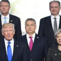 L'ombra che segue Trump