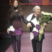 È morta la stilista Laura Biagiotti, la stilista italiana nota in tutto il mondo