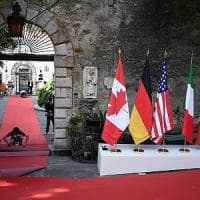 Taormina, inizia il G7