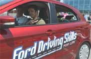 Driving Skills For Life, la sicurezza in tour con Ford