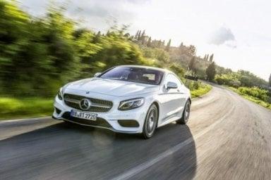 Festa Anni Ottanta di Mercedes per le grandi coupé
