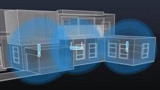 Wifi e ologrammi, così spiamo attraverso i muri di casa nostra