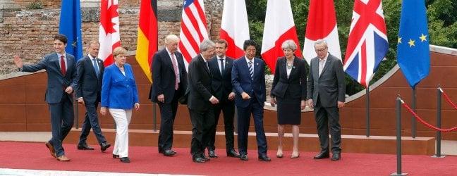 I Grandi tra terrorismo, clima, globalizzazione· L'analisi Ecco i temi che dividono il G7