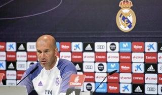 Real Madrid, il fairplay di Zidane: ''Allegri tra i migliori al mondo''