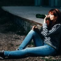 Ragazzi tristi ammalati di fragilità