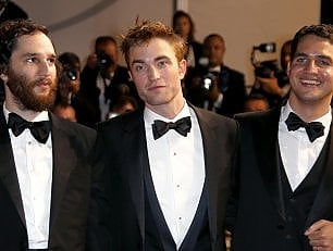 Il tormentato Pattinson in corsa per la Palma