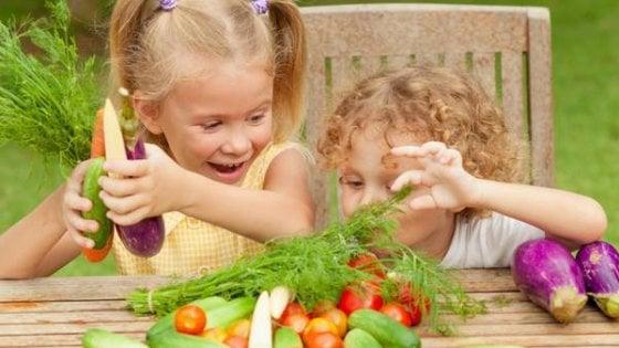 Anche la dieta si impara. Bambini a scuola di alimentazione