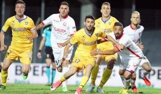 Serie B, semifinale playoff: 0-0 tra Carpi e Frosinone, vince la paura