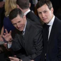 Kushner chiese un canale segreto per comunicare con il Cremlino