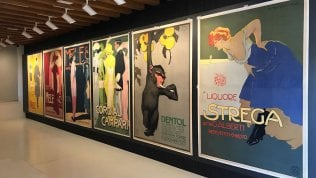 La pubblicità nella Belle EpoqueA Treviso un museo a tema