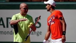 """La lezione di Agassi: """"Il tennis ai bambini per battere i draghi"""""""