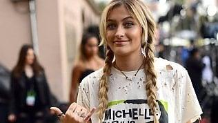 """""""I clochard non sono ammessi"""": ma è la figlia di Michael Jackson"""