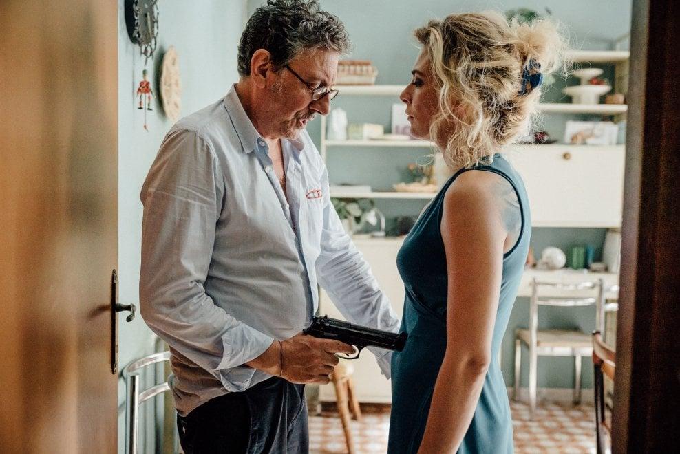 Cannes, Sul set con Castellitto. Jasmine Trinca è 'Fortunata'