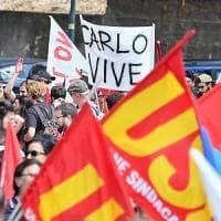 G7 Taormina, pochi manifestanti a Giardini Naxos ma c'è paura per i no