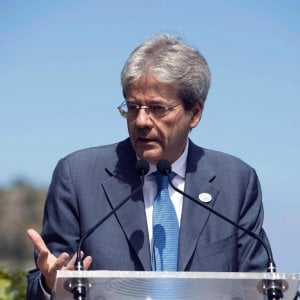 """G7, Gentiloni: """"Successo più grande è l'impegno contro il terrorismo"""""""
