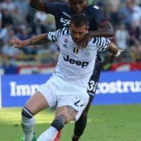 Bologna-Juventus, il film della partita