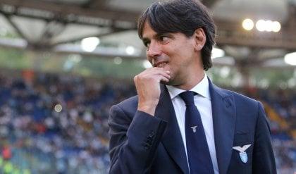 """Inzaghi, rinnovo e messaggio a Lotito """"Aprire un ciclo tenendo i migliori"""""""