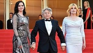 """Polanski, duello di donne. """"Il thriller è il mio terreno"""""""