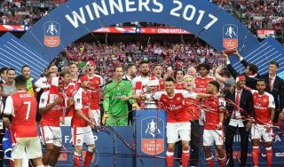 Inghilterra, FA Cup all'Arsenal: niente double per Conte