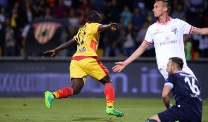 Primo round al Benevento   Gol   Chibsah stende il Perugia