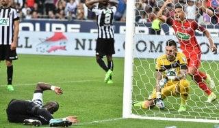 Coppa di Francia al Psg, ma l'Angers si arrende solo al 91'