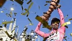Giro d'Italia a Dumoulin: Quintana è secondo, Nibali resta sul podio
