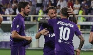 Fiorentina-Pescara 2-2: rimonta viola, Vecino evita il ko a Sousa