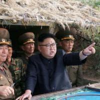 Corea del Nord, nuovo test balistico: