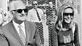 La dama bionda di Ferrari: all'asta le lettere segrete