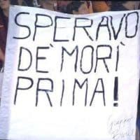 L'addio di Totti, lo striscione geniale per il capitano: