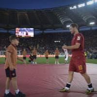 Roma, il primo giorno senza Totti: ora si volta pagina con Di Francesco