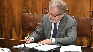 Maroni firma il decreto
