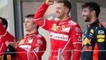 """Ferrari, doppietta da Mondiale: """"Ora possiamo sognare"""""""