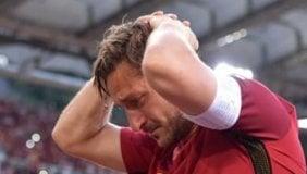 Perché il discorso di Totti ci ha fatto piangere tutti