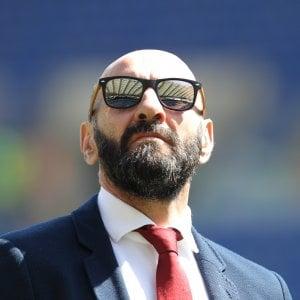 """Roma, Monchi: """"Vorrei Totti al mio fianco, aspetto la sua decisione"""""""