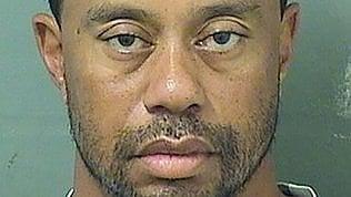 Guida in stato di ebbrezza:arrestato Tiger Woods