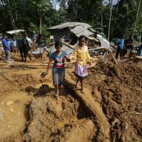 Sri Lanka, centinaia di morti e dispersi dopo giorni di violente alluvioni
