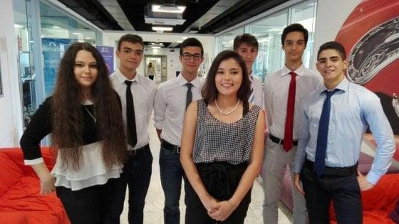 'La tua impresa', liceo di Sassari vince la gara tra le scuole d'Italia