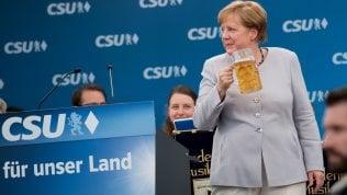 """G7, Berlino insiste: """"Politiche Trump contro gli interessi dell'Ue"""""""