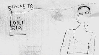 Dopo 17 anni i killer incastratidal disegno della figlia del boss.Quattro arresti a Palermo