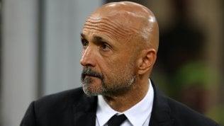 Ufficiale divorzio Roma-Spalletti:il tecnico è a un passo dall'Inter