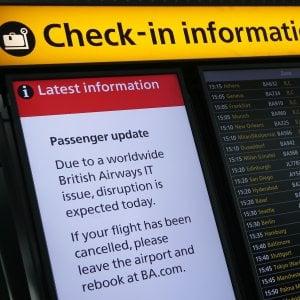 British Airways rischia grosso: il caos sui voli può essere l'inizio del declino