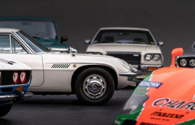 Mazda e i 50 anni del motore rotativo