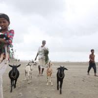 Bangladesh, il ciclone Mora si abbatte sul Paese