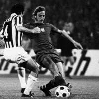 Dal gol di Rep a Belgrado nel 1973 alla notte di Berlino del 2015, le otto finali della Juventus in 100 foto